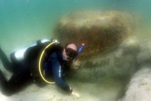 подводная археология, Нарочь рэк, Лихачев Андрей