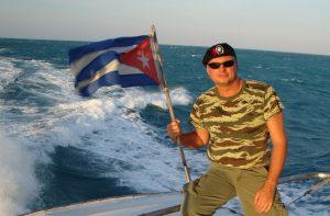 Андрей Лихачев дайвинг Куба