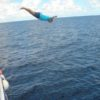 дайвинг инструктор Андрей Лихачев - Мальдивы прыжок в экватор